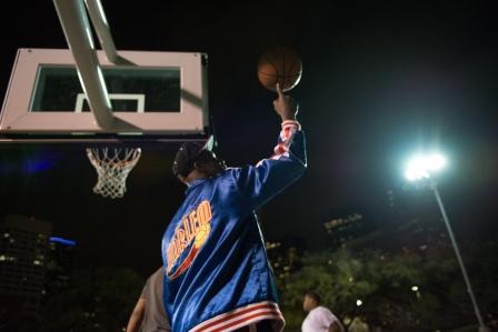NBA All-Star Weekend in Houston